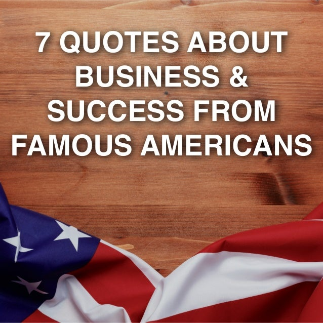 Famous Success Quotes Business. QuotesGram
