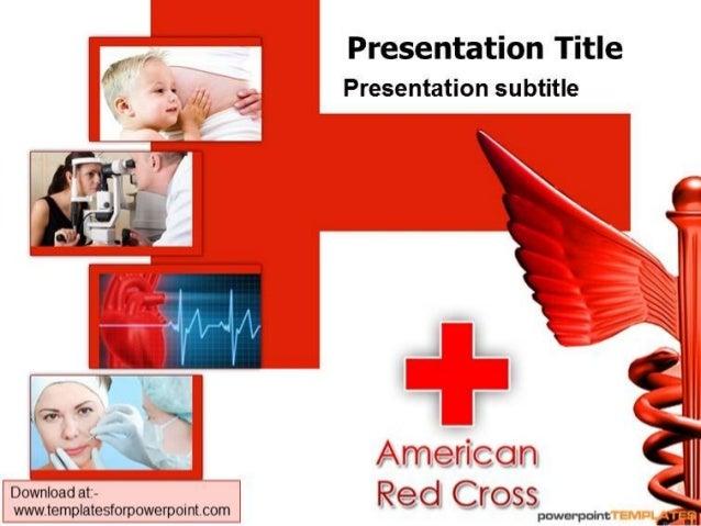 American redcross