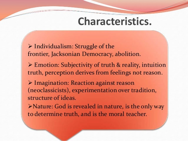 renaissance literature characteristics