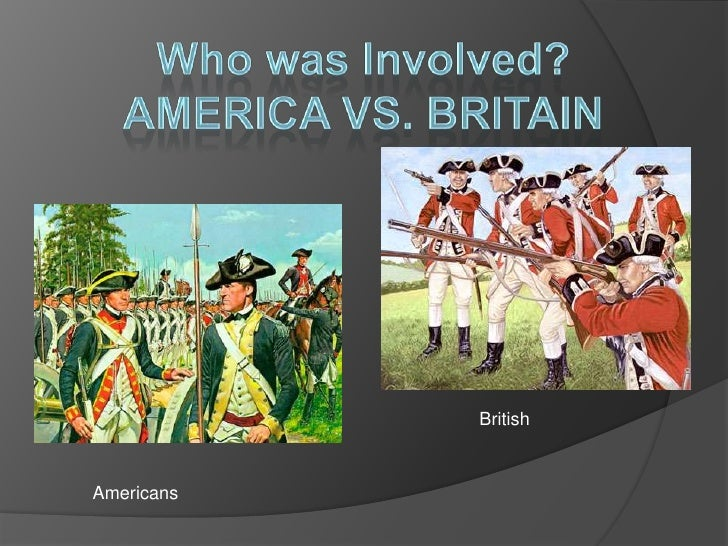 How Did The American Revolution Start >> American Revolution: War of Independence