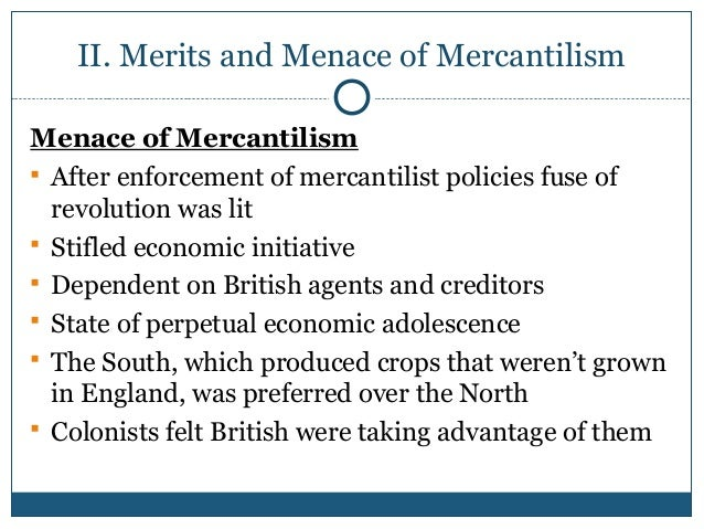 mercantilism in the colonies essay Rubric essays should include examples of economic changes provide facts to support opinions rubric posters should provide relevant illustrations colonies play in mercantilism food/ livestock/ disease potato horse smallpox place of origin effect.