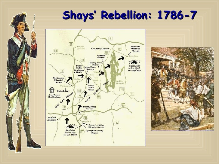 a report and assessment of the daniel shay rebellion Shays' rebellion was a yearlong uprising in massachusetts, 1786, by the poorer members of society click for more facts or worksheets.