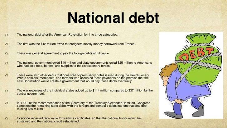 Fist money after american revolution