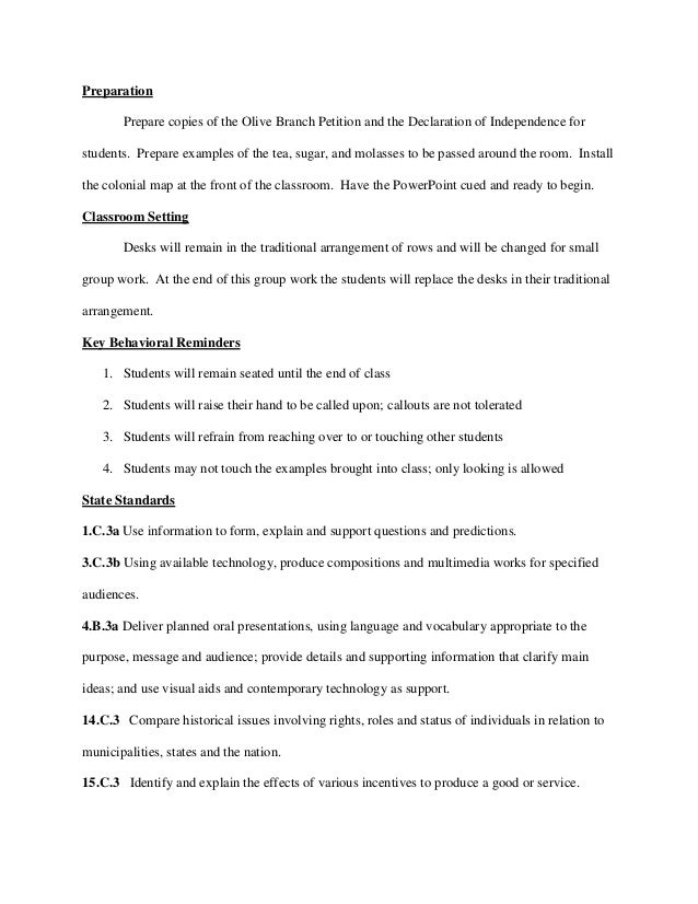 Printables American Declaration Of Independence Worksheet Answers the american revolution powerpoint presentation 19