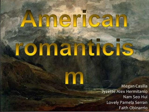romanticism definition literature
