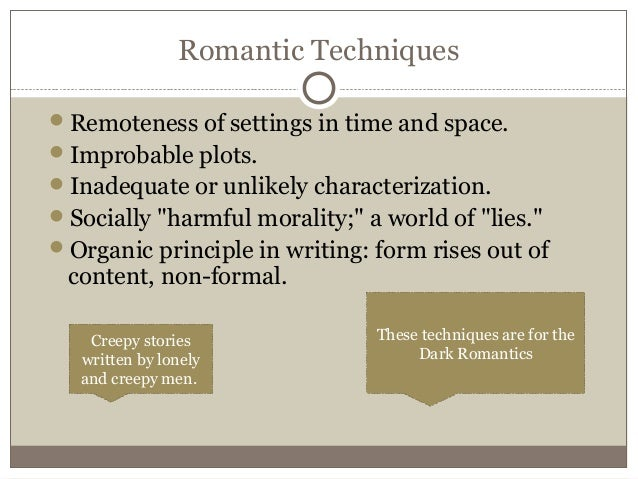 what is american romanticism literature definition