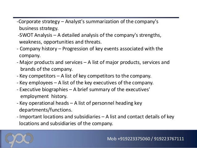 an analysis of e business security company Security analysis is about valuing the assets, debt, warrants, and equity of companies from the perspective of outside investors using publicly available information the security analyst must have a thorough understanding of financial statements, which are an important source of this information.