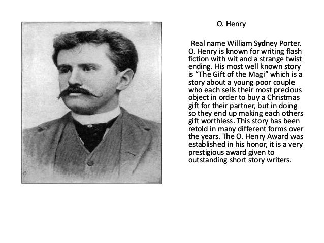Series: O. Henry Prize Stories