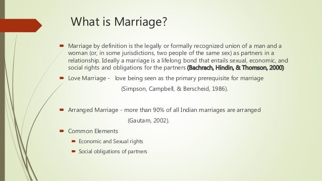 ethical standards of arranged marriages About arranged/forced marriage what is forced marriage in a forced marriage, one or both parties enters without full, free, informed consent further, even if both parties enter a marriage with full, free, informed consent, the union can later become a forced marriage if one or both parties is forced to stay in it.