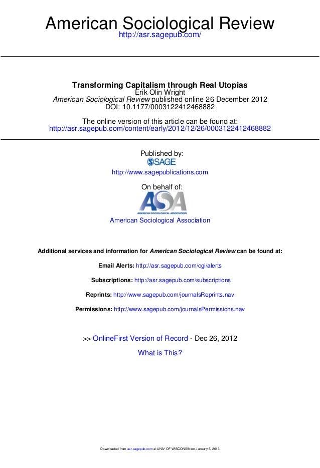 http://asr.sagepub.com/ American Sociological Review http://asr.sagepub.com/content/early/2012/12/26/0003122412468882 The ...