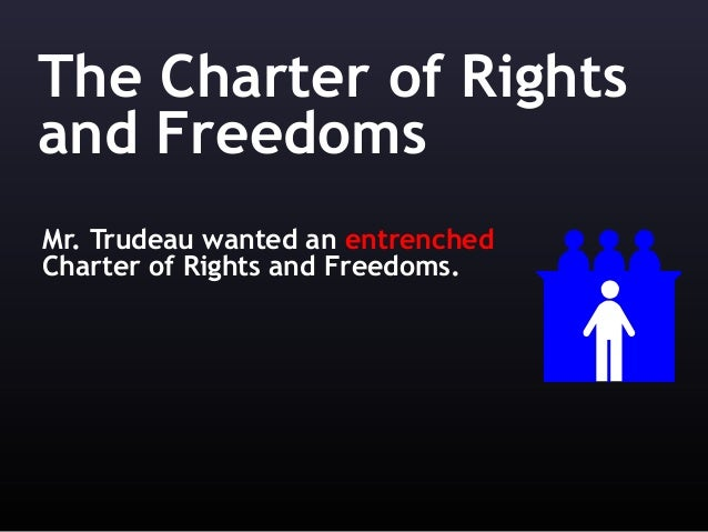 the inclusion of the notwithstanding clause in the canadian charter of rights and freedom Clause in the canadian charter of rights and freedoms after quickly dealing  with several of the admittedly bad reasons for inclusion of the notwithstanding.
