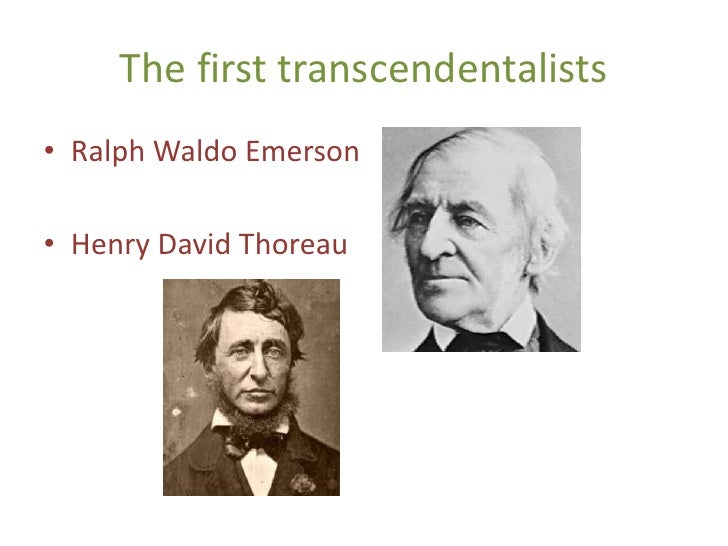 thoreau expresses nonconformity Ralph waldo emerson herman melville and henry david thoreau present their writing pieces as different forms of nonconformity the essays both thoreau expresses.