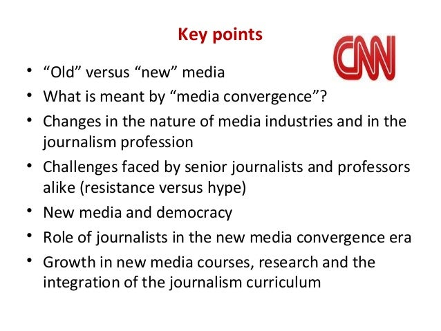 The challenges of teaching journalism students Slide 2