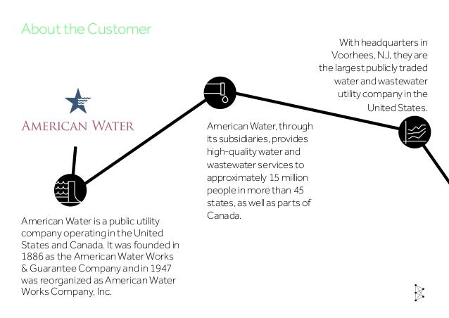 American Water use BDEx to enhance SAP for utilities Slide 2