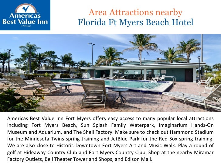 Hotels Near Fort Myers Beach Fl