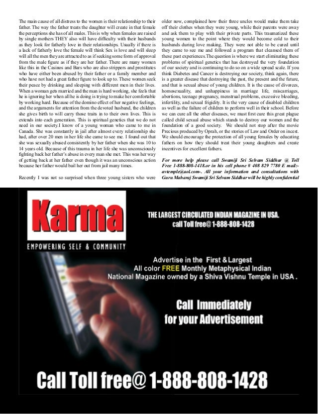 America's only free hindu spiritual magazine published by dr commande…