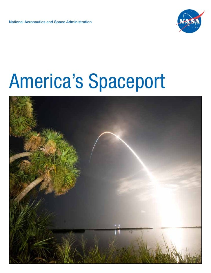 National Aeronautics and Space AdministrationAmerica's Spaceport