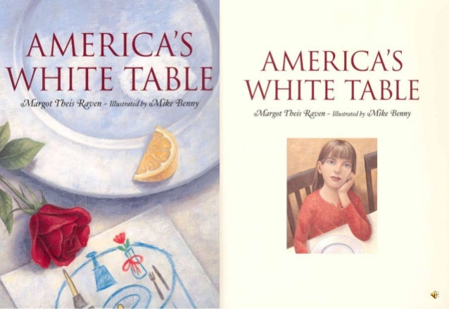 America S White Table