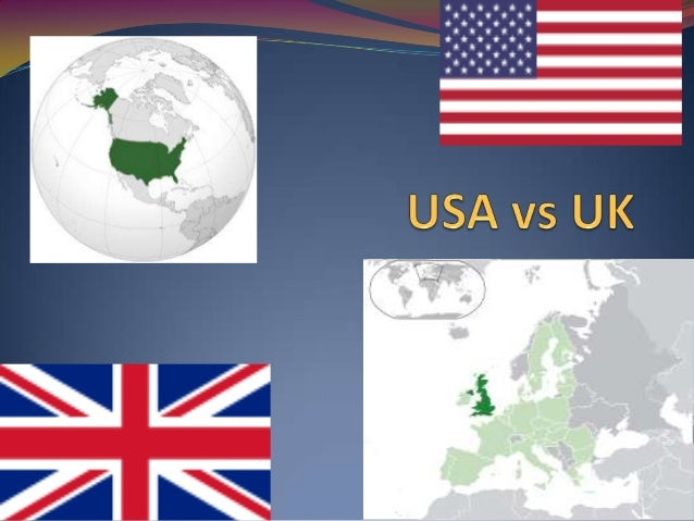 Dating in uk vs usa