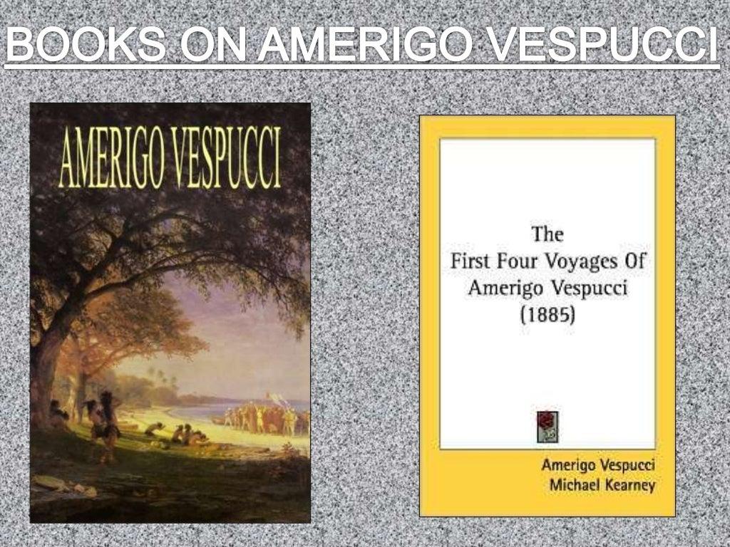 what is amerigo vespucci full name