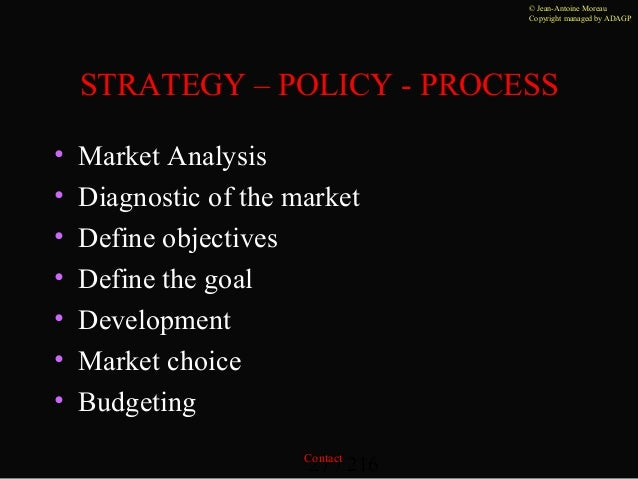 a discussion of the companys advertising strategy and how it aligns with its marketing goal How to integrate objectives and strategy when creating a marketing plan a tool for aligning your goals with your strategy lack of integration between goals, strategies and tactics is a.