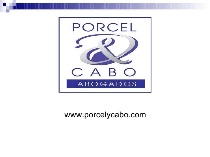 <ul><li>www.porcelycabo.com </li></ul>