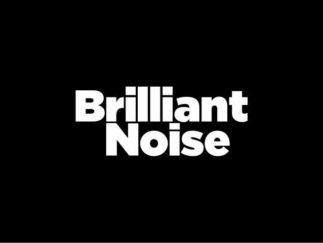 @brilliantnoise brilliantnoise.com Antony Mayfield 4 June 2014 Social media marketing for start-ups and innovators FuseBox ...