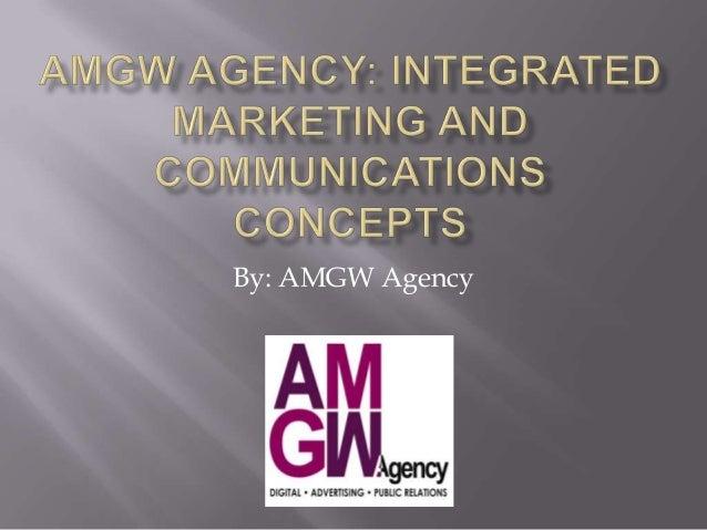 By: AMGW Agency