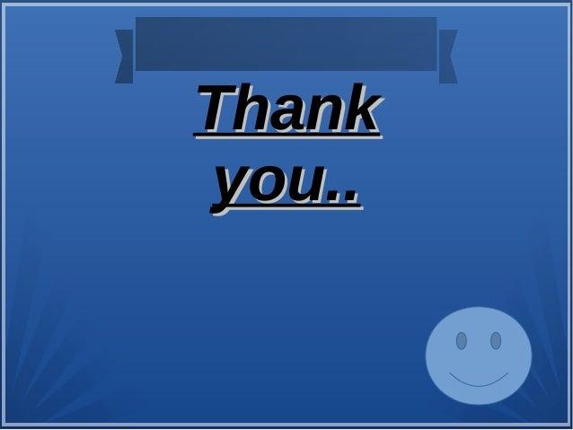 ThankThank you..you..