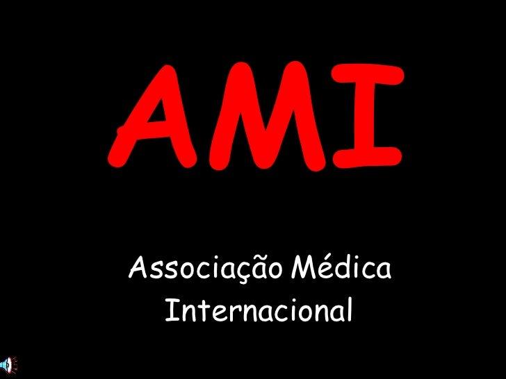 AMI Associação Médica Internacional