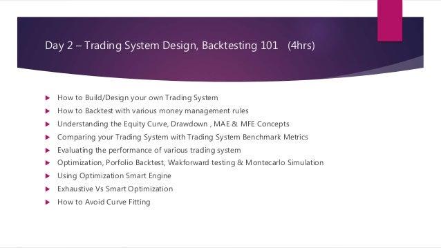 Option trading training in bangalore
