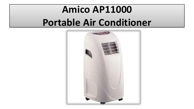 Amico AP11000 Portable Air Conditioner