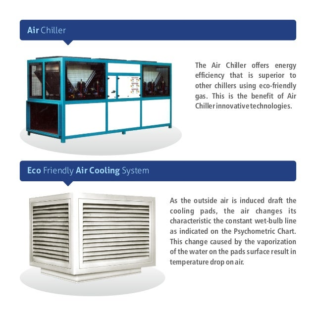 Ami Cooling System, Ahmedabad, controlling equipment Slide 2
