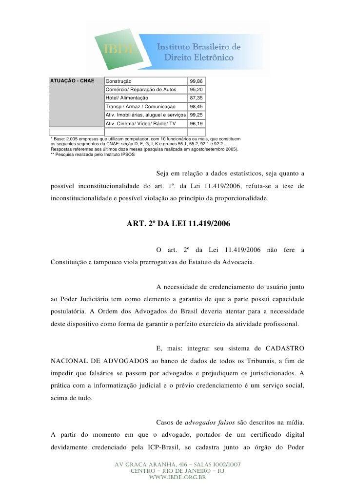 ATUAÇÃO - CNAE            Construção                              99,86                           Comércio/ Reparação de A...