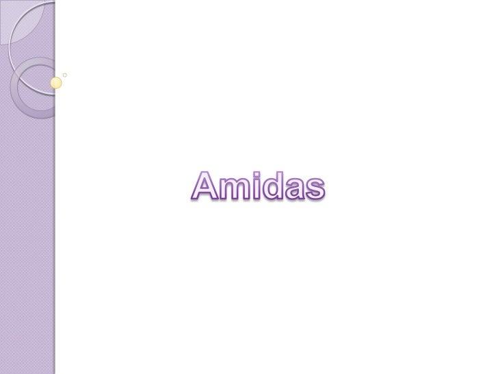 Amidas<br />