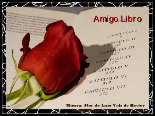 Amigo Libr oMúsica: Flor de Lino Vals de Hector  Stamponi por Pablo Ziegler Trío