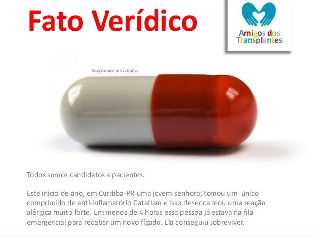 Fato Verídico Amigos dos Transplantes Todos somos candidatos a pacientes. Este inicio de ano, em Curitiba-PR uma jovem sen...