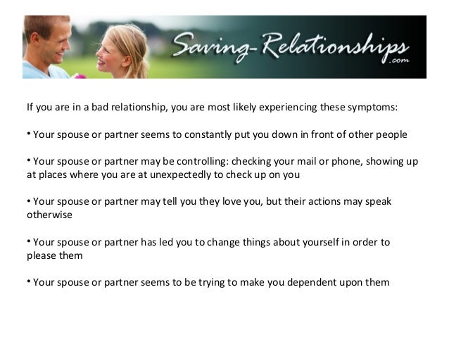 how to tell if your in a relationship