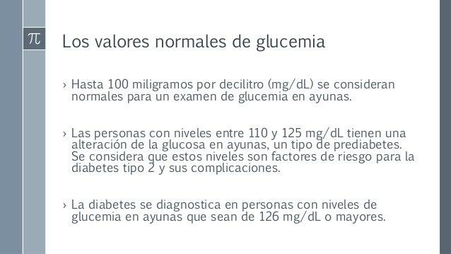 Amilasa pancreática y glucemia
