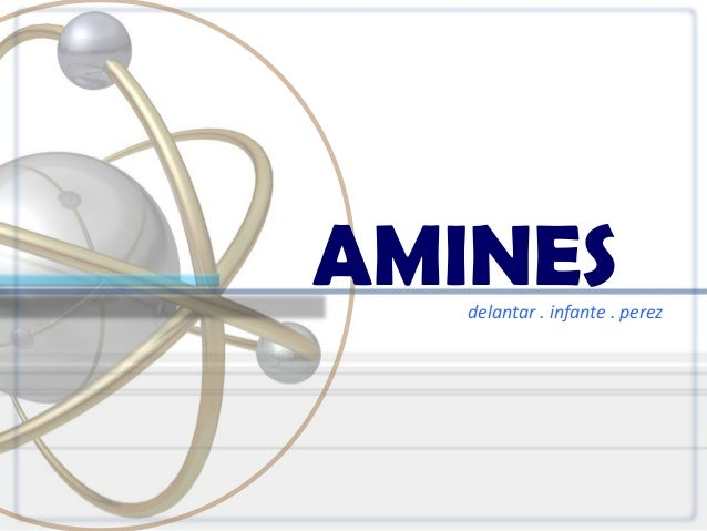 amines - photo #41