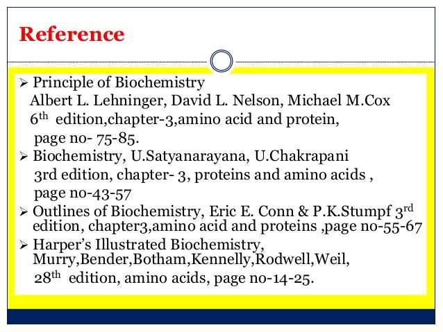 Outlines of biochemistry by conn and stumpf