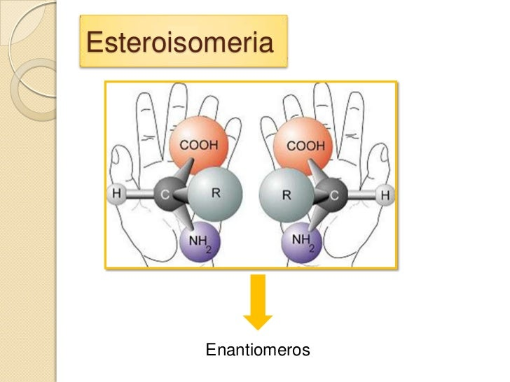 EsteroisomeriaEsteroisomeria        Enantiomeros