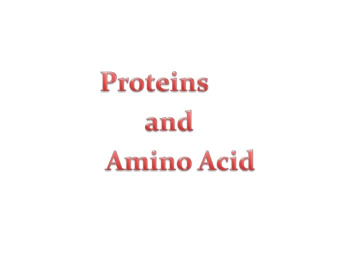 Proteins are the most abundant organic molecule of the  living system .They occur in every part of the cell and constitute...