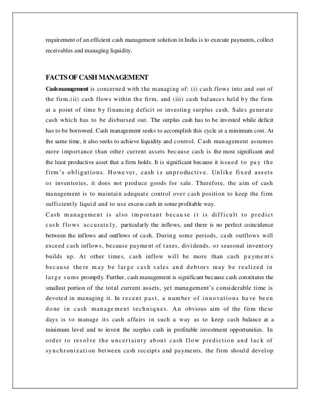 Review of literature of bisleri project
