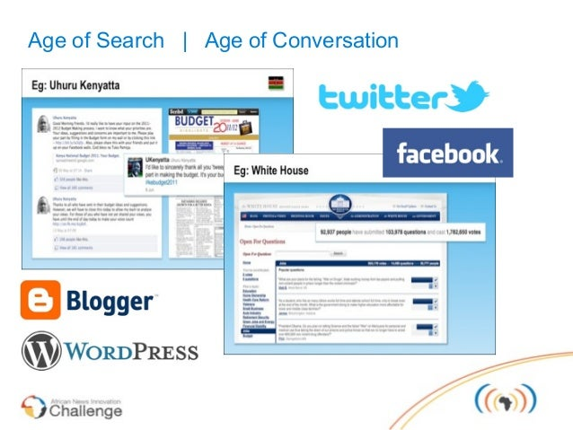 Age of Search | Age of Conversation