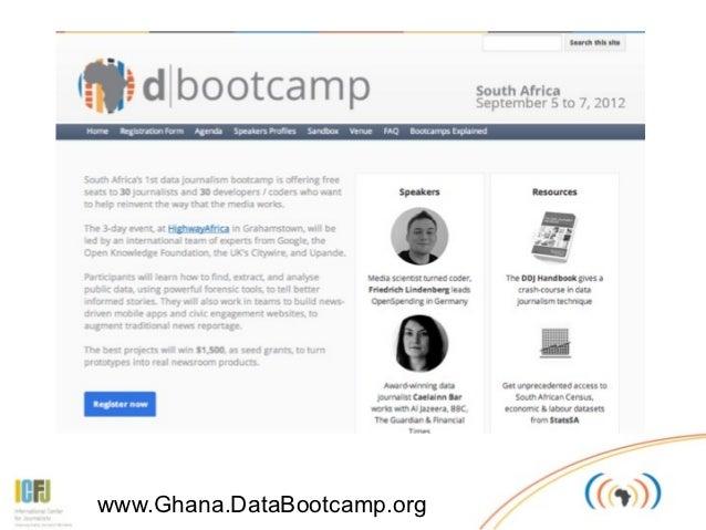www.Ghana.DataBootcamp.org