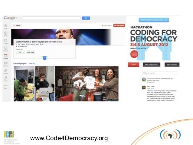 www.Code4Democracy.org