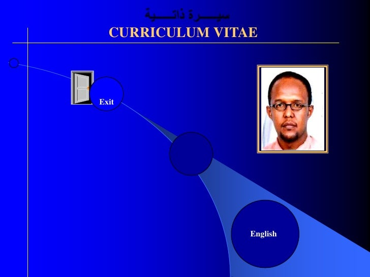 CURRICULUM VITAE    Exit                      English