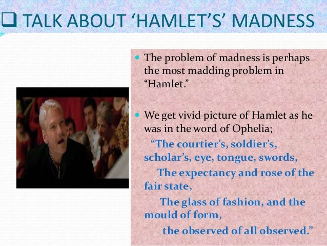hamlet and madness