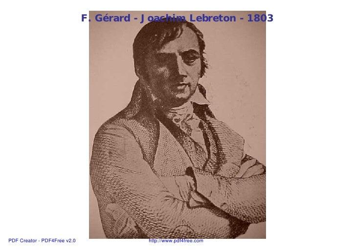 F. Gérard - Joachim Lebreton - 1803PDF Creator - PDF4Free v2.0               http://www.pdf4free.com